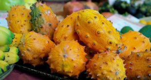 Kiwano (Horned Melon) | Health Benefits of Kiwano