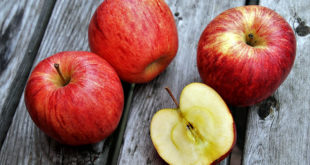 Health Benefit of Apple | Gardeninfograph