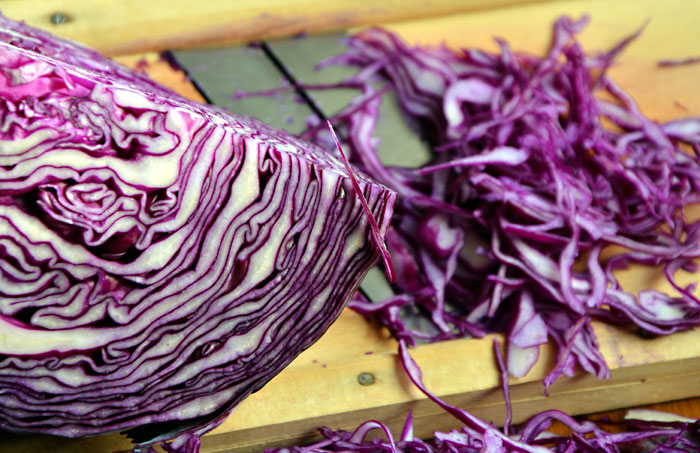 Health benefits of Purple cabbage